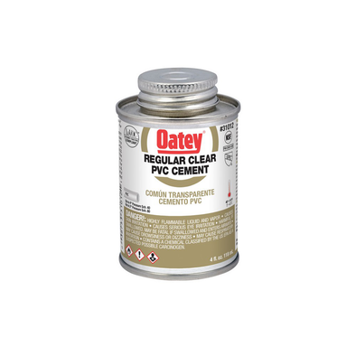 Clear Regular PVC Cement