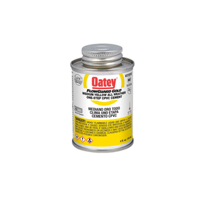 Yellow Medium CPVC One Step Cement