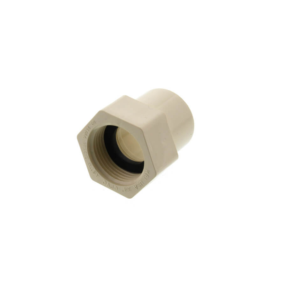 CPVC Female Stainless Steel Reinforced Adapter