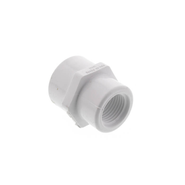 PVC Sch40 Female Reducing Coupling