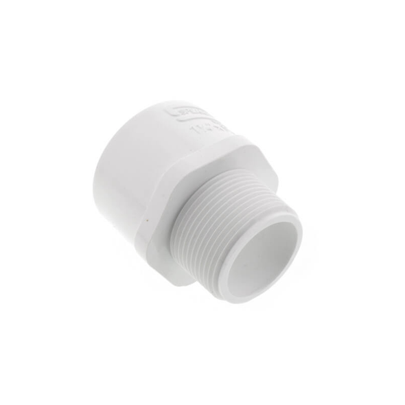PVC Sch40 Reducing Male Adapter