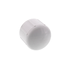 PVC Sch40 Domed Threaded Cap