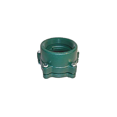 Pitless Bottom Connector For Steel Casing