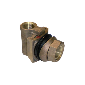 Brass Slide Pitless Adapter