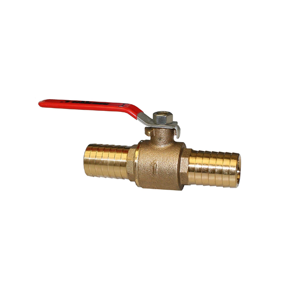 Brass Insert Ball Valve