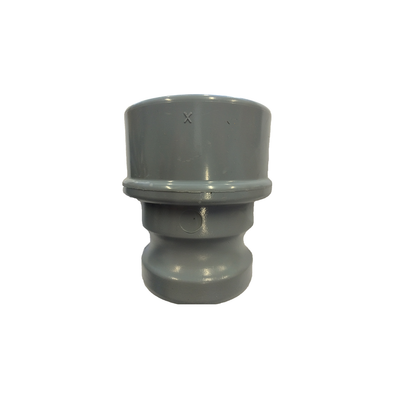 PVC Male Cam & Groove Adapter