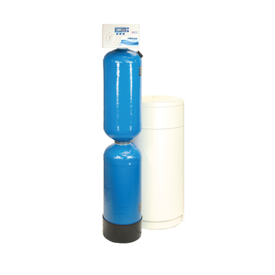 Master Water Alliance Series Neutralizer & Softener Combo Unit With Time Clock Clack Valve