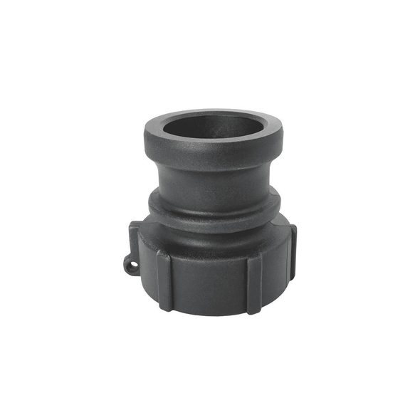 Poly Male Cam & Groove Adapter