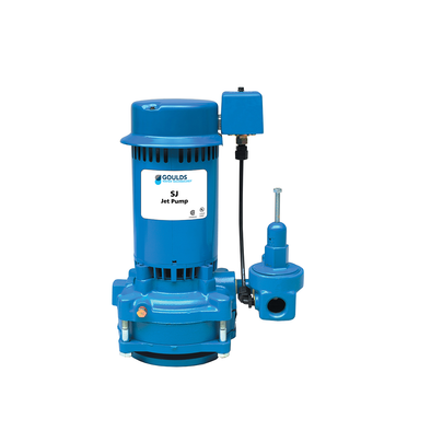 SJ Deep Well Vertical Jet Pump