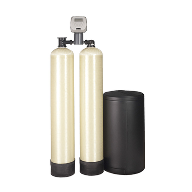 Sterling Iron Filter & Softener Combo Unit With Clack Valve