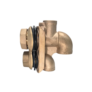 Brass Jet Pump Slide Pitless Adapter