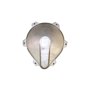 5in Aluminum Low Profile Watertight Well Cap