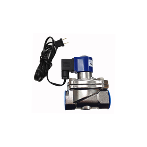Stainless Steel Solenoid Valve. Master Water Conditioning.