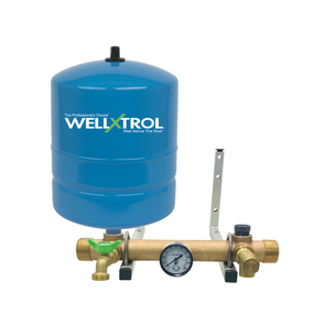 Brass Constant Pressure Manifold Package With Tank For 3in 5-25GPM