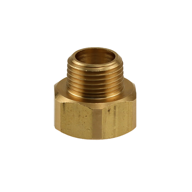 Brass Female Hose x Male Pipe Coupling