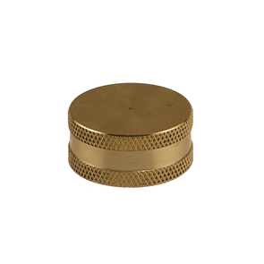 Brass Female Hose Cap