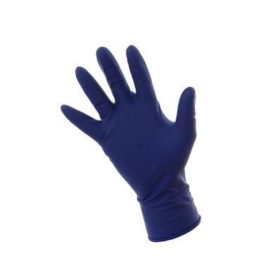 Blue Plumber Grade Latex Gloves