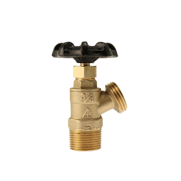 Threaded Brass Boiler Drain