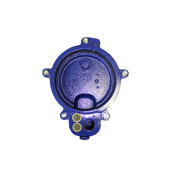 6in Cast Iron Locking Watertight Well Cap