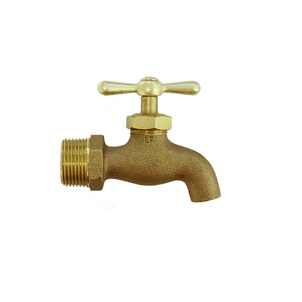 Brass Sampling Faucet
