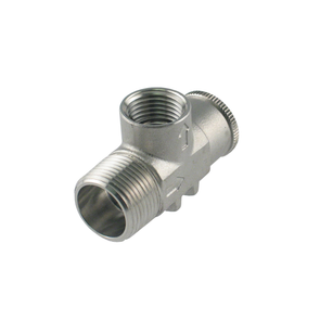 100 PSI Stainless Steel Relief Valve