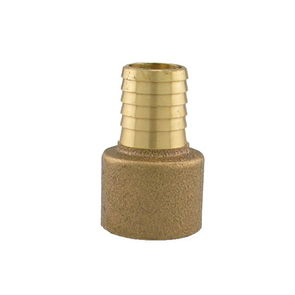 Brass Female x Insert Adapter