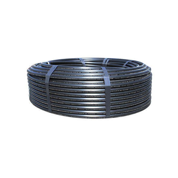 HDPE Geothermal Coil Pipe 2in