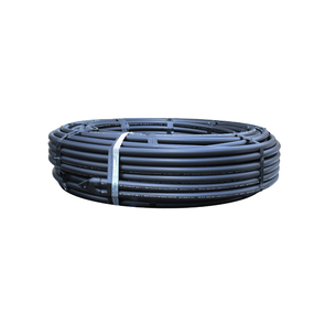 HDPE Geothermal Coil With U-Bend 1in