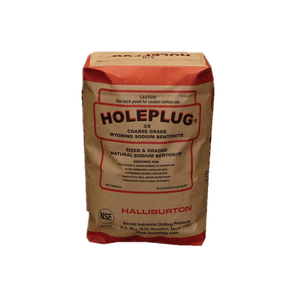 Holeplug Abandonment Bentonite