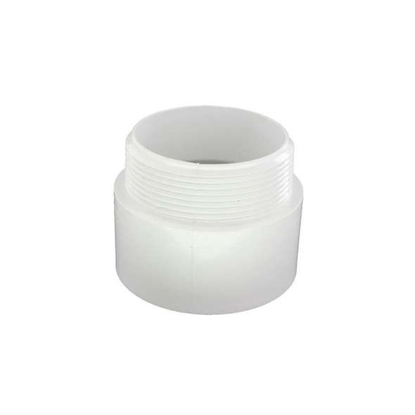 PVC DWV Male Adapter