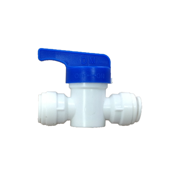Plastic Quick Connect Ball Valve