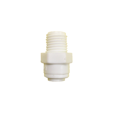 Plastic Quick Connect Male Adapter