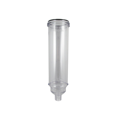 Clear Bowl For Rusco Spindown Filter