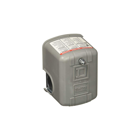 0.25in Low Water Cut Off Square D Pressure Switch