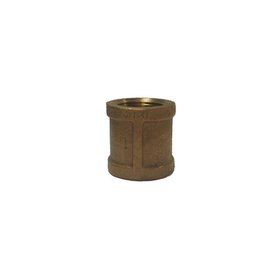 Brass Threaded Coupling