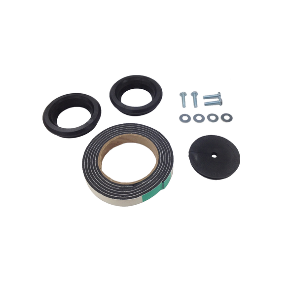 Gasket Pack For 18in Topp Steel Lid