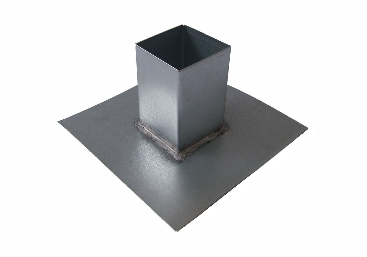 8 Inch Pitch Pocket Roof Penetration Flashing Flashing Kings