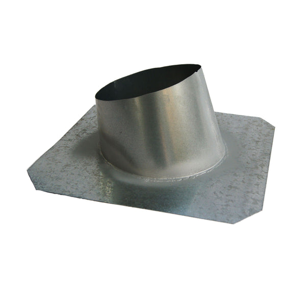 Large Roof Jack Stove Pipe Base Flashing Flashing Kings