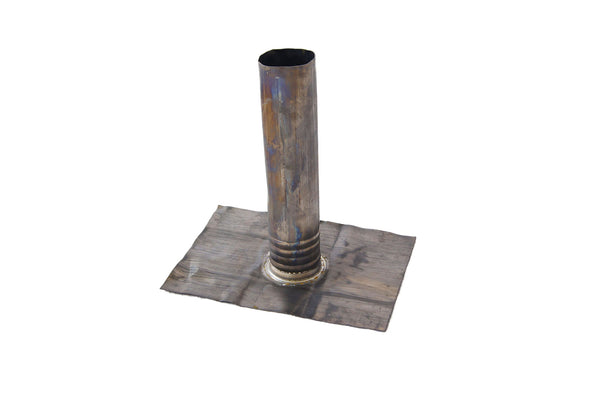 4 Inch Lead Roof Boot Vent Pipe Flashing Flashing Kings
