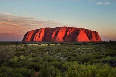"""Uluru"" Diamond Painting - Full"