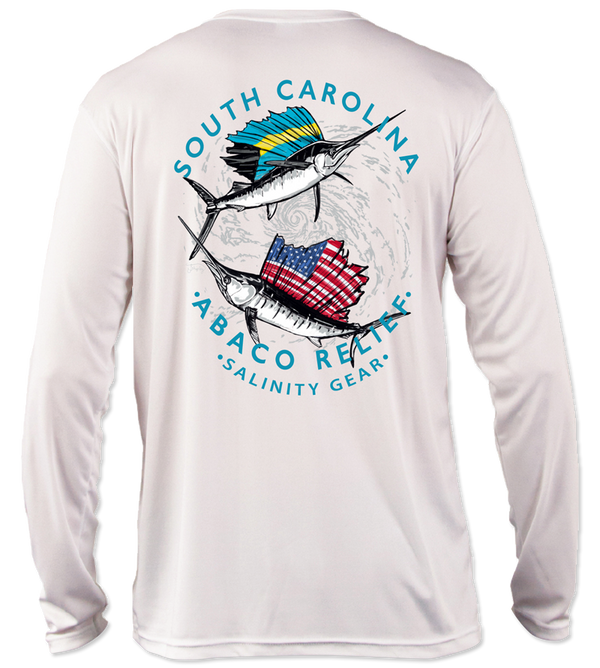 Abaco Bahamas Relief Performance Long Sleeve Pre-Sale
