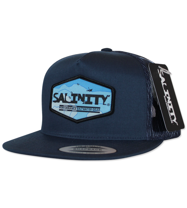 Salinity Chart Patch Trucker