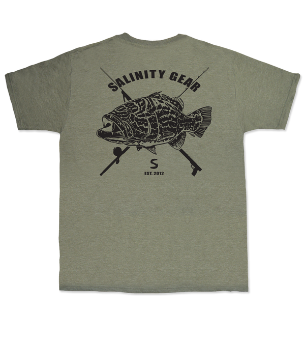 Reel VS Steel Grouper Premium Short Sleeve