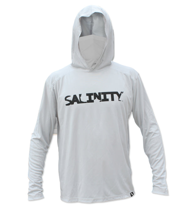 Salinity Gear Performance Hoodie with built in face gaiter