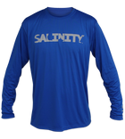 Performance Salinity Logo Long Sleeve