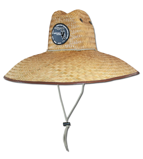 Florida Native Straw Hat