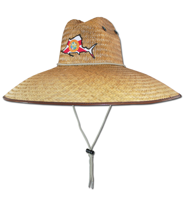 Sailfish Native Straw Hat