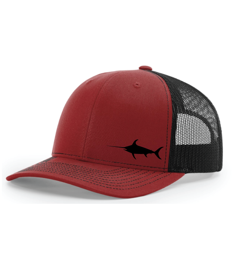 Swordfish Mesh Snap Back