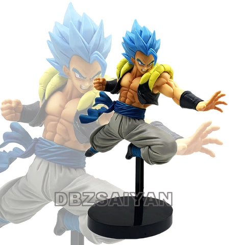 SSB GOGETA Dragon Ball Super Broly Figurine 23CM