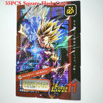 55 PIECE Dragon Ball Z ORIGINAL Collectible Cards!
